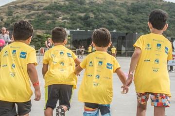 Plural patrocina mais uma vez a corrida Niterói Kids Run