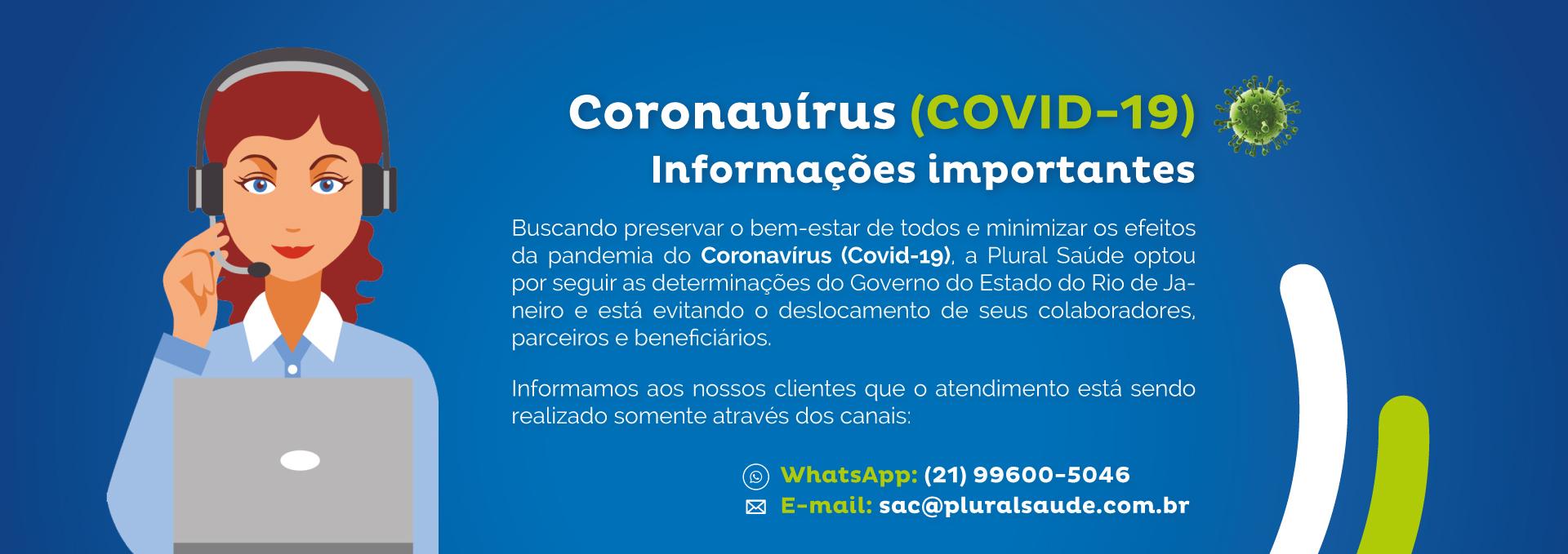 Atendimento Plural - COVID-19