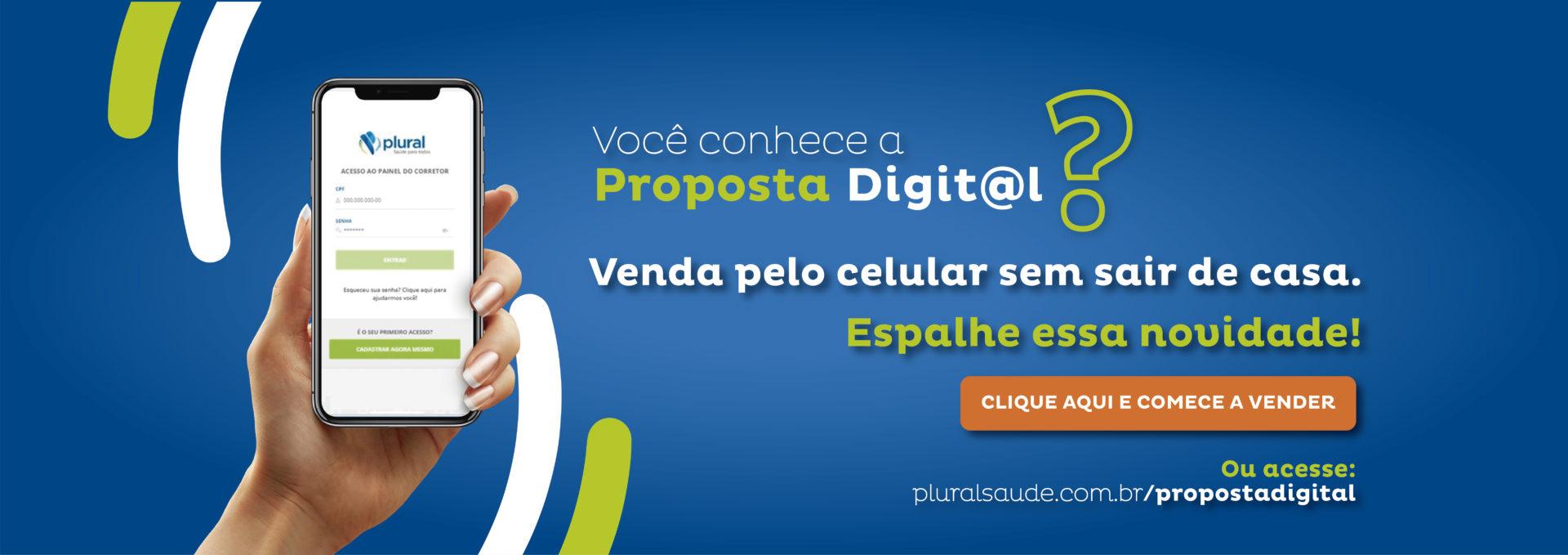 Proposta Digital - Plural Saúde